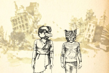 drawing & masks: El Cuco Projekt