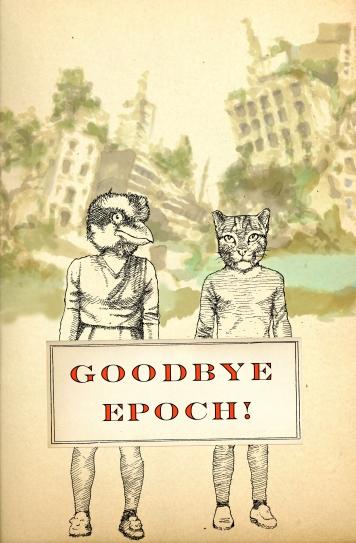 © El Cuco Projekt_Good Bye epoch_Zeichnung mit Schriftzug