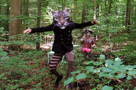 photo & masks: El Cuco Projekt